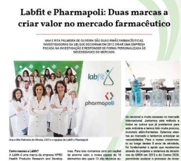 Entrevista com Ana e Rita Palmeira de Oliveira no País Positivo