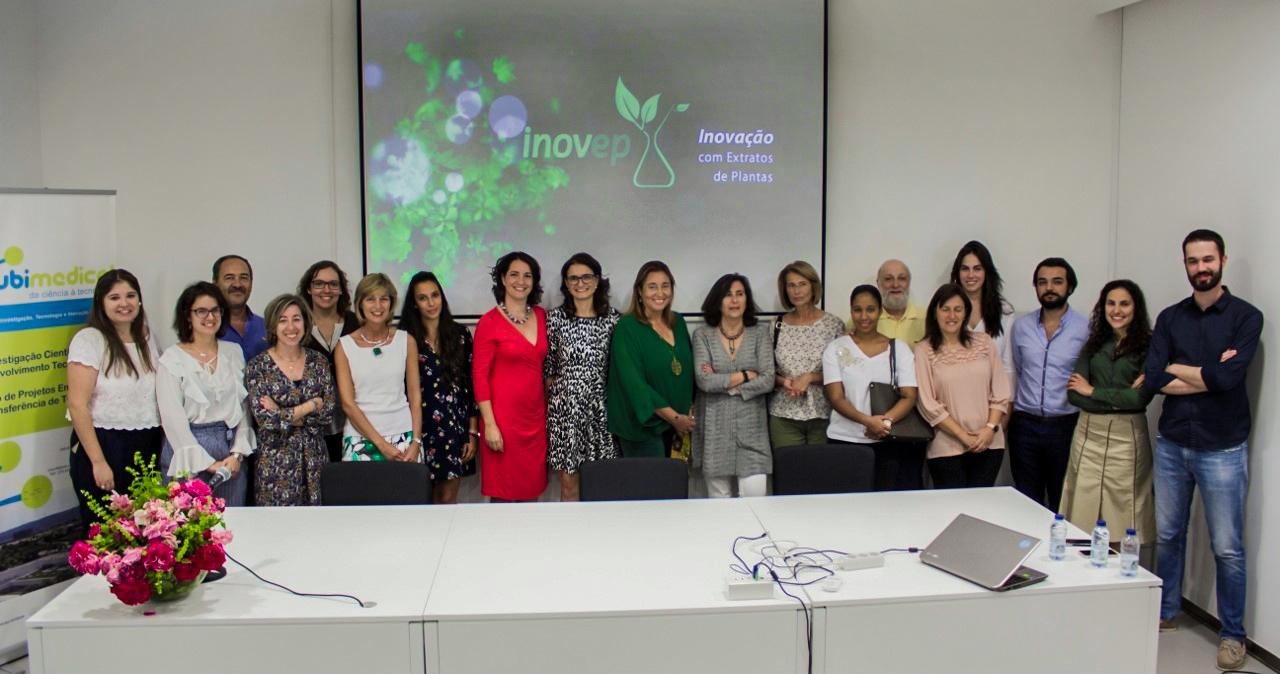 Plantas aromáticas da Beira Baixa na base de novos produtos cosméticos e farmacêuticos